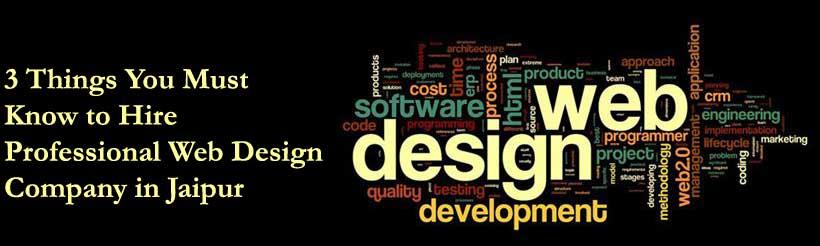 Web Design Company in Jaipur