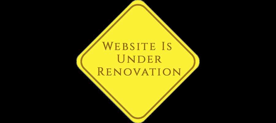 Website Renovation Principles