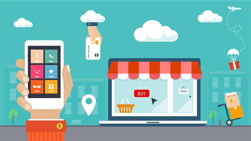 Ecommerce Development Company in Jaipur Online Shopping Website