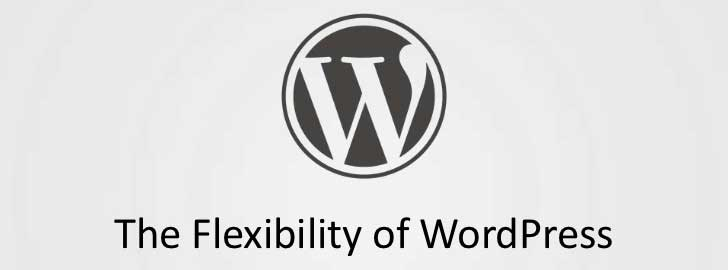 flexibility-of-wordpress