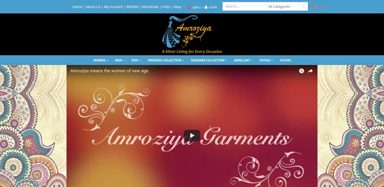 ecommerce website design and development in jaipur